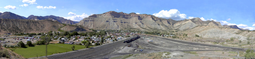 Helper Utah in the Summer
